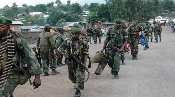 В Конго повстанцы захватили город-миллионник Гома