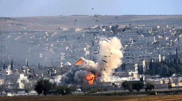 Российские удары убили 38 человек в Сирии