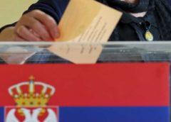 Внеочередные выборы в Сербии — единственный выход
