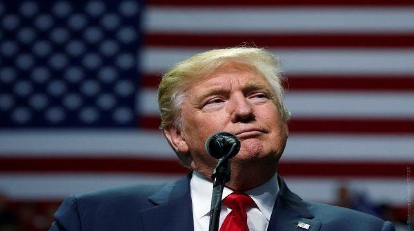 Трамп и его стена