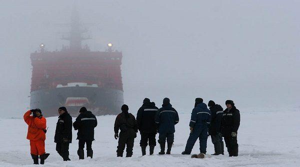 Арктика: актуальный полюс мира