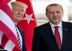 Трамп призывает к прекращению огня в Сирии и вводит санкции против Турции