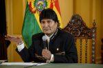Новости: Президент Боливии обещает скорое проведение выборов